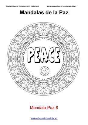 """La palabra mandala viene del sánscrito y significa círculo. El mandala es un dibujo """"mágico"""" y sagrado que nos lleva a transitar una meditación en acción …"""