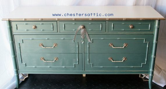 Captivating Thomasville Faux Bamboo Dresser By ChestersAttic On Etsy | Their Own  Private Idaho | Pinterest | Faux Bamboo, Dresser And Bamboo Furniture