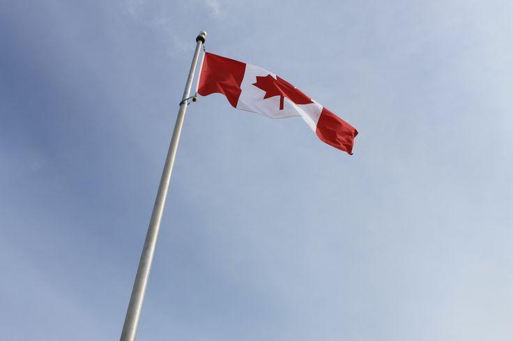 Canadian Flag:)