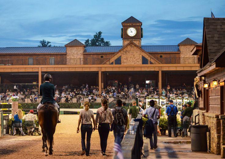Saturday Night Lights-Tryon Equestrian Center-N.C.