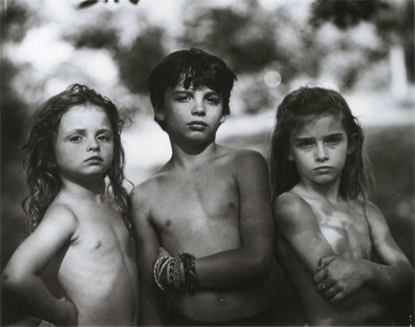 Sally Mann (born in Lexington, Virginia, 1951) is one of America's most renowned photographers.
