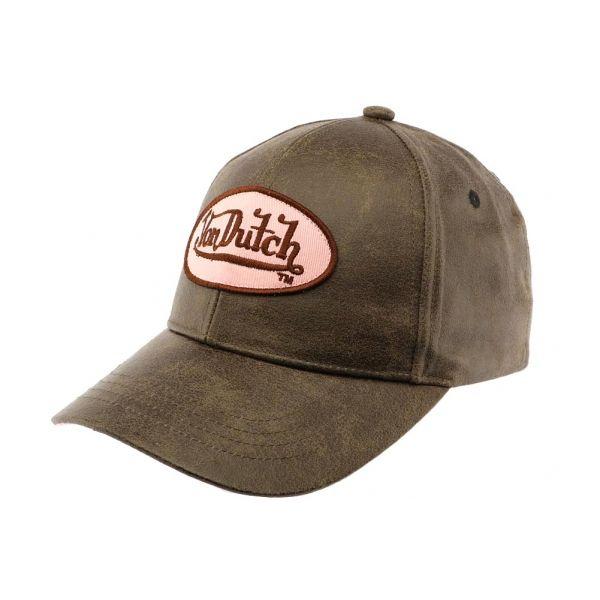 Casquette Baseball Rose Vicky Von Dutch #mode #bonplan #vintage #moto #startup @hatshowroom votre boutique Headwear