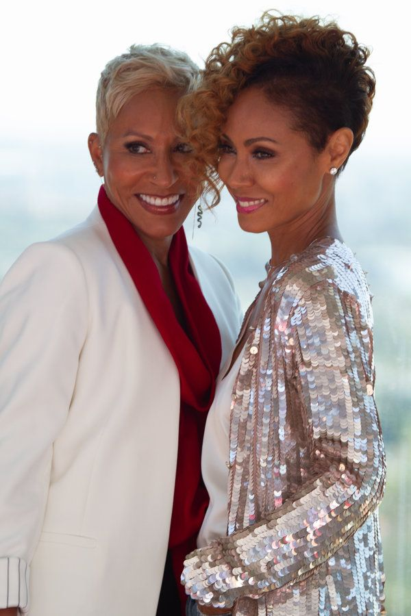 Jada Pinkett Smith S Co Mothering Conversation With Will