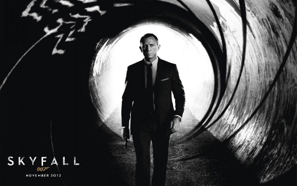 Give us your favorite Bond quote and win Bollinger Champagne...