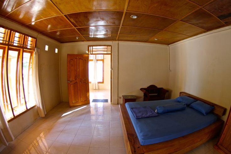 Accomodation - Bed room