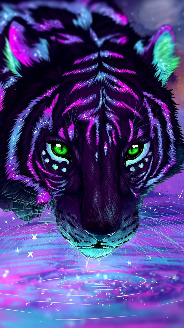 Download Tiger Wallpaper By Georgekev 3e Free On Zedge Now Browse Millions Of Popular Animal Wallpapers And Ringt In 2020 Tiger Art Cat Painting Animal Wallpaper