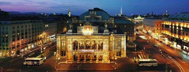 Tour the Vienna State Opera - As one of the world's foremost opera houses, the Vienna State Opera is an exceptional institution artistically as well as in terms of architecture. A performance at the Vienna State Opera is a truly memorable experience, but you can also see live performances on screen in front of the Opera, or discover its secrets on a guided tour of the historic site.  © Wien Tourismus