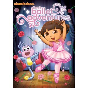 Beginner Ballet for Kids DVD