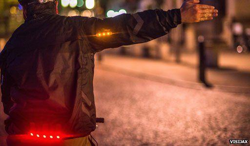 Visijax cycling jacket - Smart Pedals