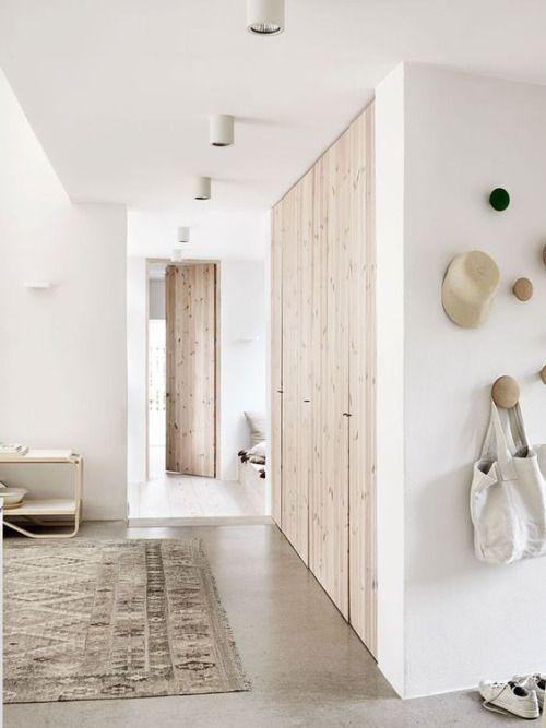 http://nordicdesign.ca/beautiful-harmonious-scandinavian-home-natural-shades/ ☆ https://es.pinterest.com/iolandapujol/pins/ ☆ @ iola_pujol / @iolastyle