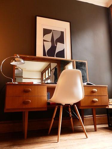 Retro, Danish Inspired, Dressing Table/Desk,GPlan, Eames Era