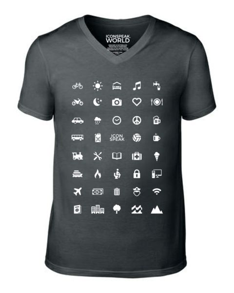 Icon Speak Emoji Shirt