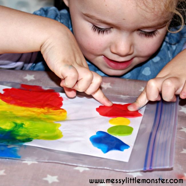 Best 25 Rainbow Crafts Preschool Ideas On Pinterest