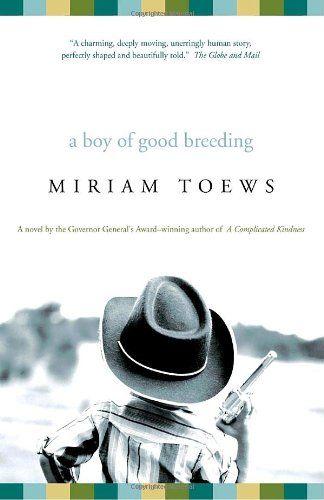 A Boy of Good Breeding by Miriam Toews http://www.amazon.ca/dp/0676977197/ref=cm_sw_r_pi_dp_jL21wb1XQM0QV