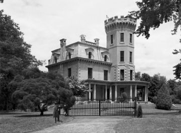 Ward's Castle, Port Chester, N.Y.