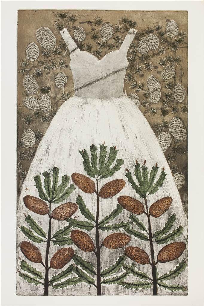 Kirsi Neuvonen, Käpypuku (Cone Dress)