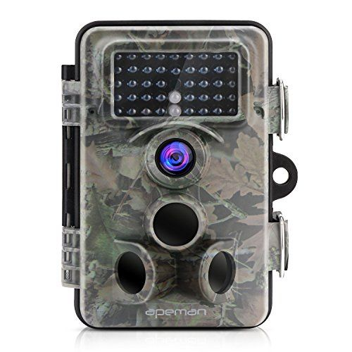 APEMAN Trail Camera 12MP 1080P HD Hunting Camera with 130° View Wide Angle 42 Pcs 940NM Invisible IR LEDs Night Version up to 20M/65FT Wildlife Camera with IP66 spray water protected Design   http://huntinggearsuperstore.com/product/apeman-trail-camera-12mp-1080p-hd-hunting-camera-with-130-view-wide-angle-42-pcs-940nm-invisible-ir-leds-night-version-up-to-20m65ft-wildlife-camera-with-ip66-spray-water-protected-design/