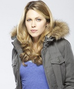 """Pascale Hutton plays Krista Ivarson on the CBC hit show """"Arctic Air"""" which is based in the Northwest Territories!"""