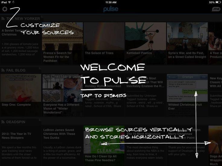 Coach marks | TabPatterns: Tablet UI Patterns