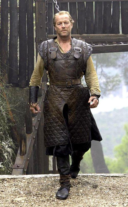 Jorah Mormont | Game of Thrones 508 Hardhome