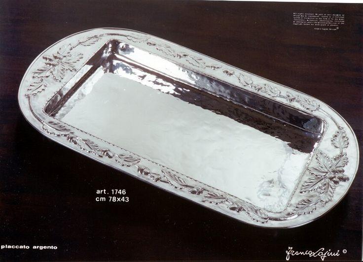 Vassoi argento