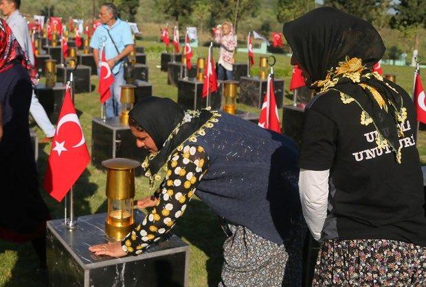 Soma'daki maden faciasının yıldönümü (Foto Haber)   Ntv.com.tr
