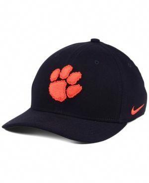 37d2b5e1b29e Nike Clemson Tigers Classic Swoosh Cap - Black L XL  clemsonbaseball ...