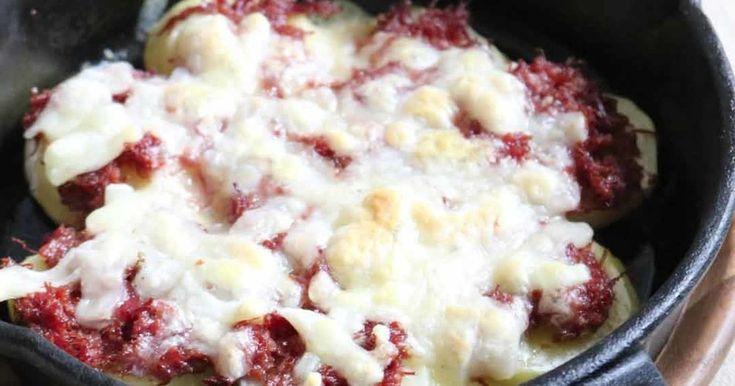 スキレットで作るじゃがいものカリカリ焼き by monomono2 [クックパッド] 簡単おいしいみんなのレシピが262万品