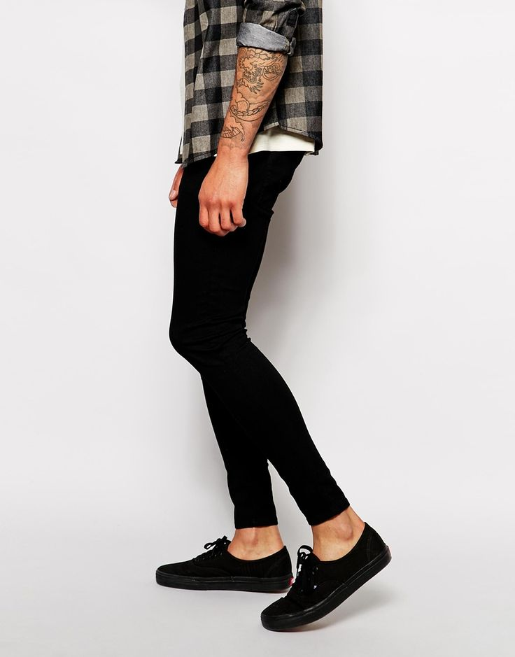Cheap Monday Low Spray Super Skinny Jeans | ||| JEANS ...