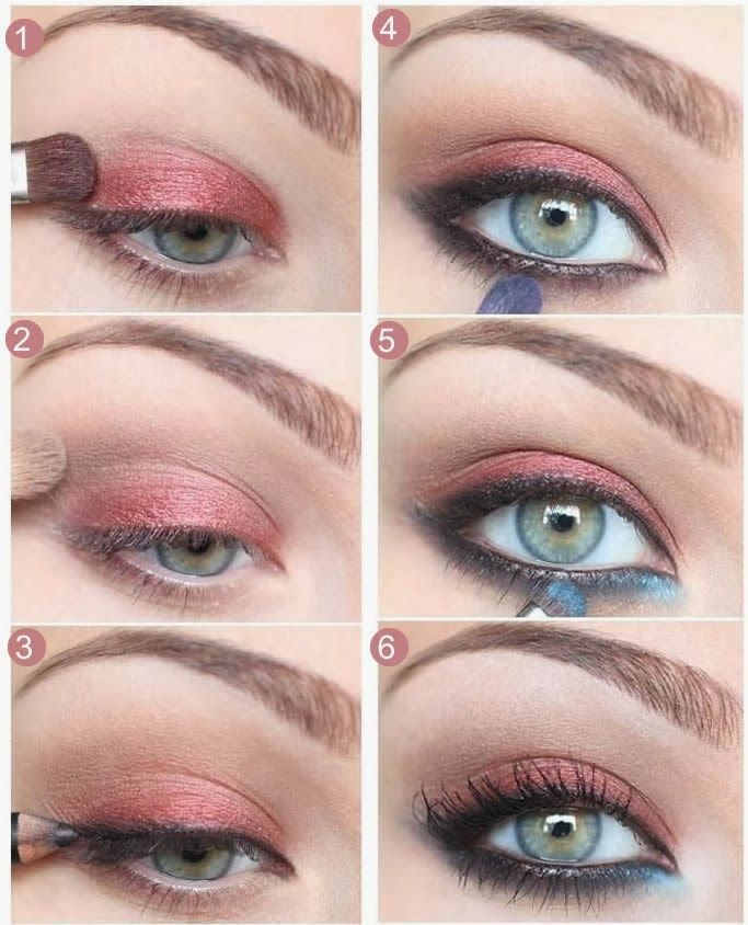 top best maquillaje de ojos sombra rosa ideas on pinterest sombra rosa maquillaje rosa and maquillaje de ojos para primavera
