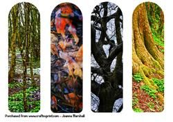 Tree Bookmarks 2  Photography on Craftsuprint - View Now!