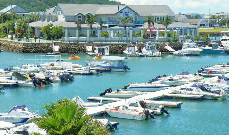 Port Alfred marina, Eastern Cape, South Africa, 2010.