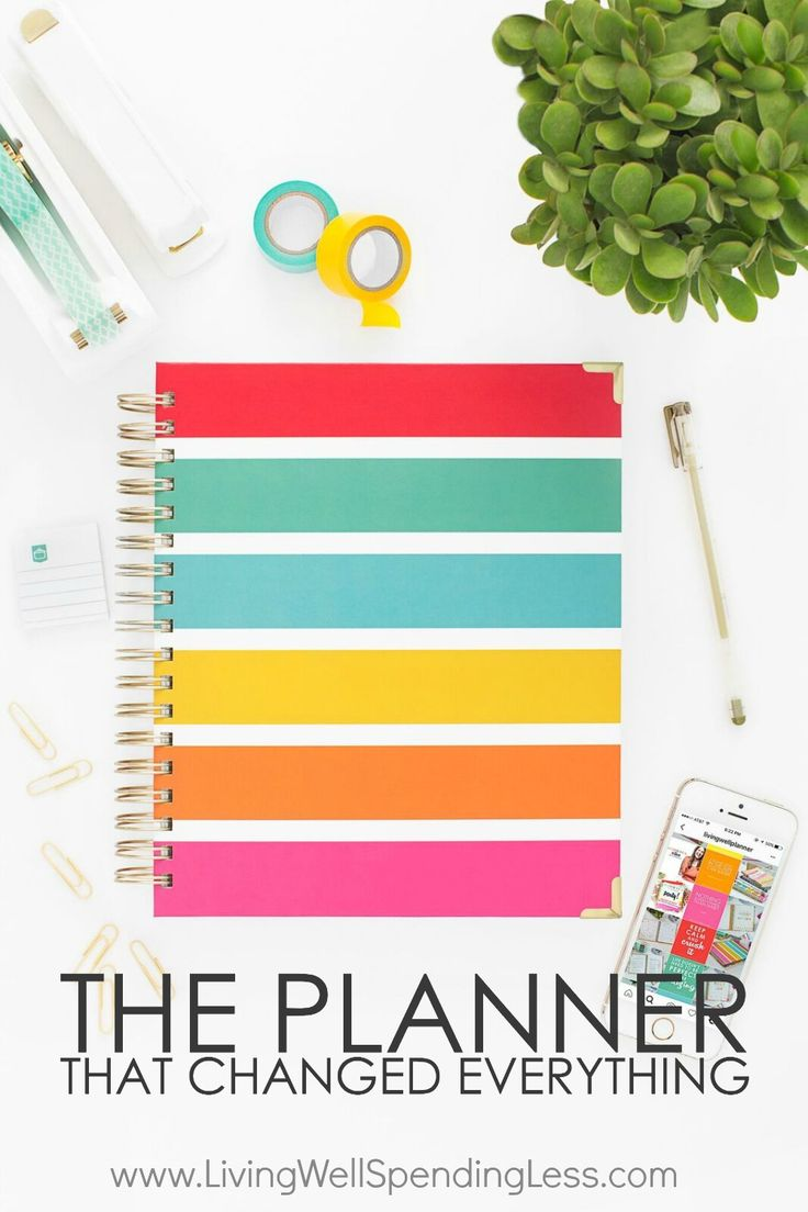 """Still wondering if the Living Well Planner is right for you? Don't miss this super honest review from a longtime self-proclaimed planner """"junkie""""!  Rosemarie Groner (AKA @TheBusyBudgeter) shares what she loves, what she doesn't, and exactly how she uses the Living Well Planner to get more done. via @lwsl"""