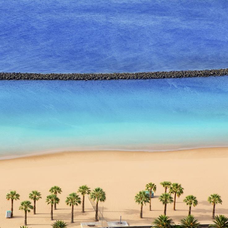 Playa de las Teresitas, Teneriffa , Spain. ( done 2014-01-29)