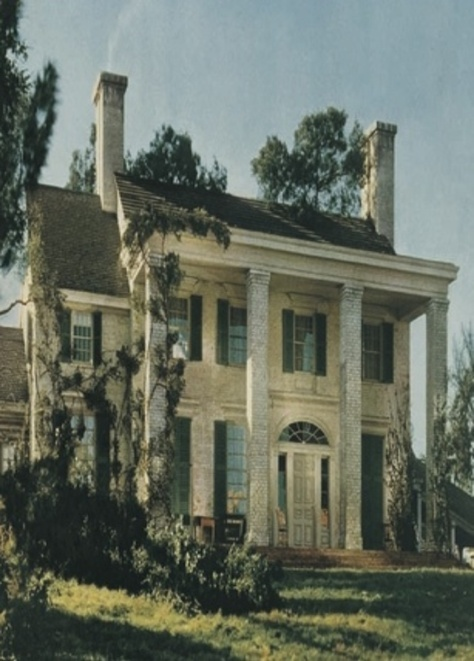 Tara | The O'Hara Plantation in Gone With The Wind