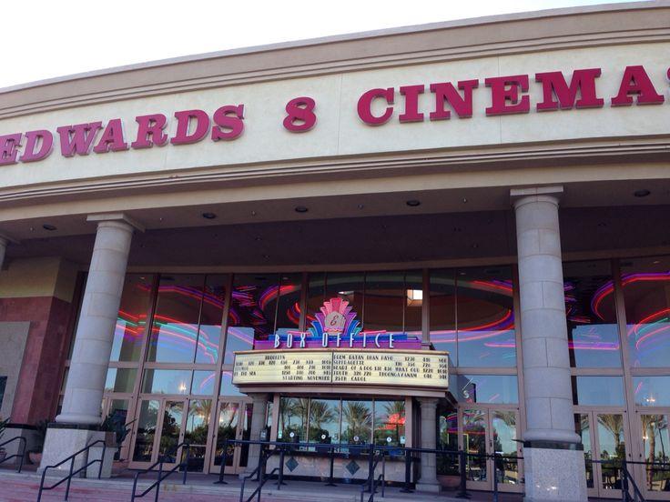 アメリカの映画館。 家からチャリンコ15分圏内に3つはある。