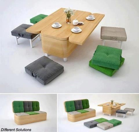 Different Solutions - Modular Furniture