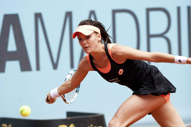 5/10/15 Via WTA Scores: It's Rome time and we already have 5 withdrawals. Aga Radwanska, Andrea Petkovic, Peng Shuai, Garbine Muguruza, Sveta Kuznetsova. #IBI15 #Rome #WTA #tennis #SpeedyRecovery