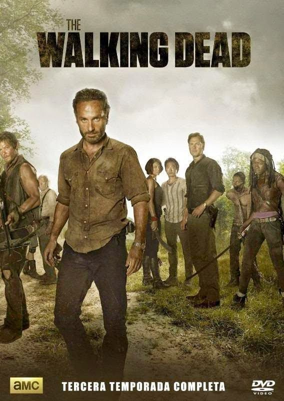 The Walking Dead 3ra Temporada – DVDRIP LATINO