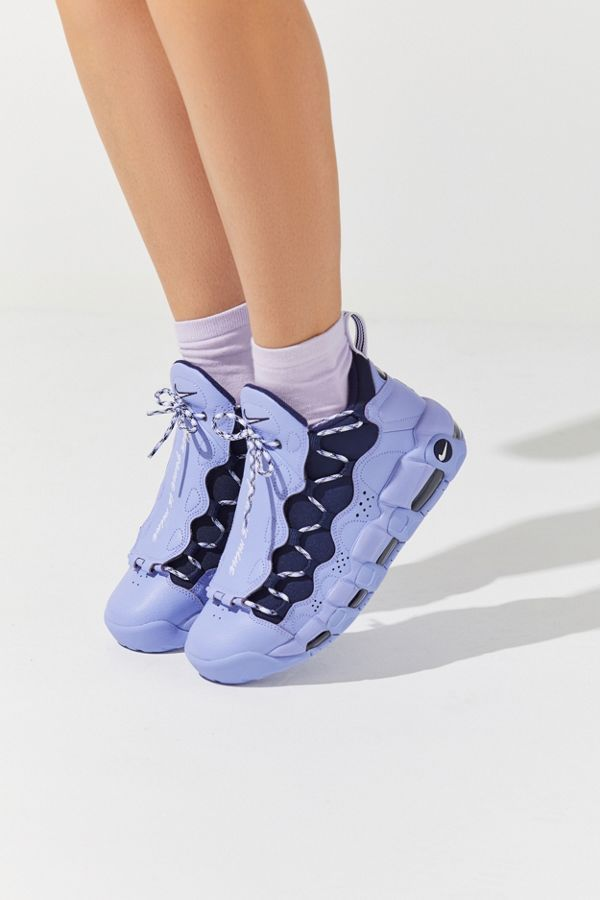 check out 4af80 c4e09  Nike Air More  Money LX  Sneaker ~ The Nike Air More Money sneaker mixes  design details from the Air More Uptempo + Air Money Uptempo, featuring  money ...