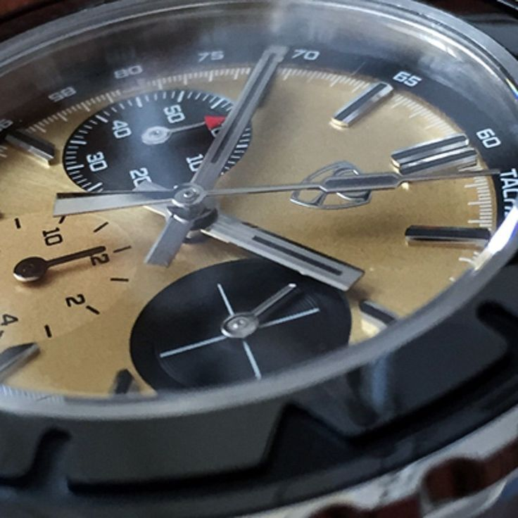 Why Stuckx Watches Chose A Seiko Automatic Chronograph Over The Swiss ETA Valjoux 7750 Movement
