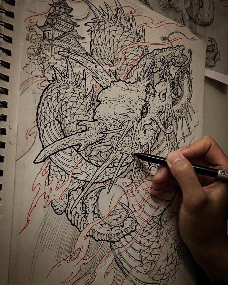 die besten 25 t towierung japanischer stil ideen auf pinterest japanischer drache tattoo. Black Bedroom Furniture Sets. Home Design Ideas