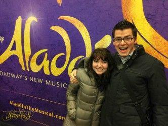ckay studios aladdin broadway review