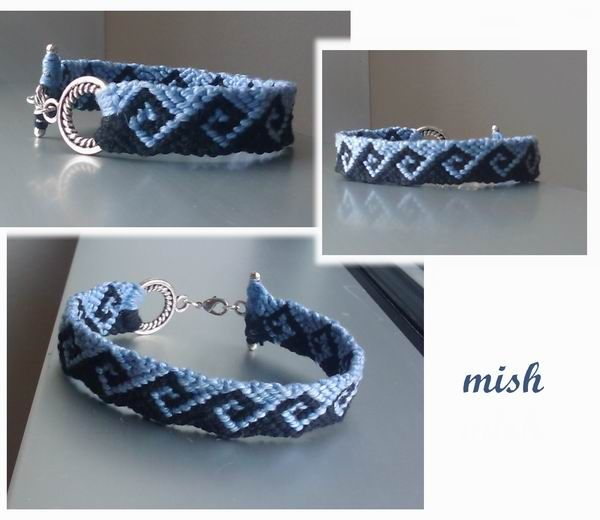Photo of #1637 by mish - friendship-bracelets.net