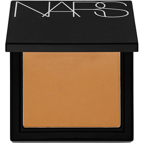 NARS All Day Luminous Powder Foundation SPF 24 ($48) ❤ liked on Polyvore featuring beauty products, makeup, face makeup, foundation, sun protection mask, oil free foundation, spf foundation, paraben-free foundation and oil free paraben free foundation
