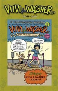 http://www.adlibris.com/fi/product.aspx?isbn=9522336769 | Nimeke: Viivi ja Wagner 2008-2010 - Tekijä: Juba - ISBN: 9522336769 - Hinta: 35,50 €
