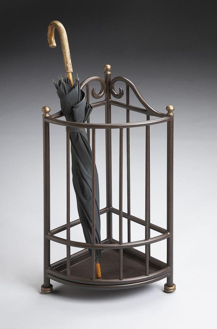 Butler Specialty Metalworks Umbrella Stand 6034025                                                                                                                                                                                 Plus