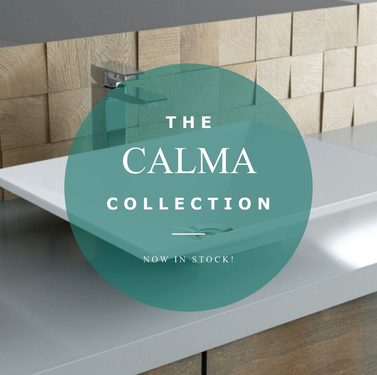 Introducing The New, Luxurious Vessel Sink Collection From ICO Bath: Calma.