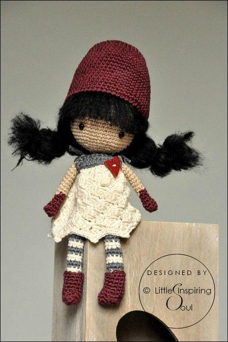♥Crochet doll ♥