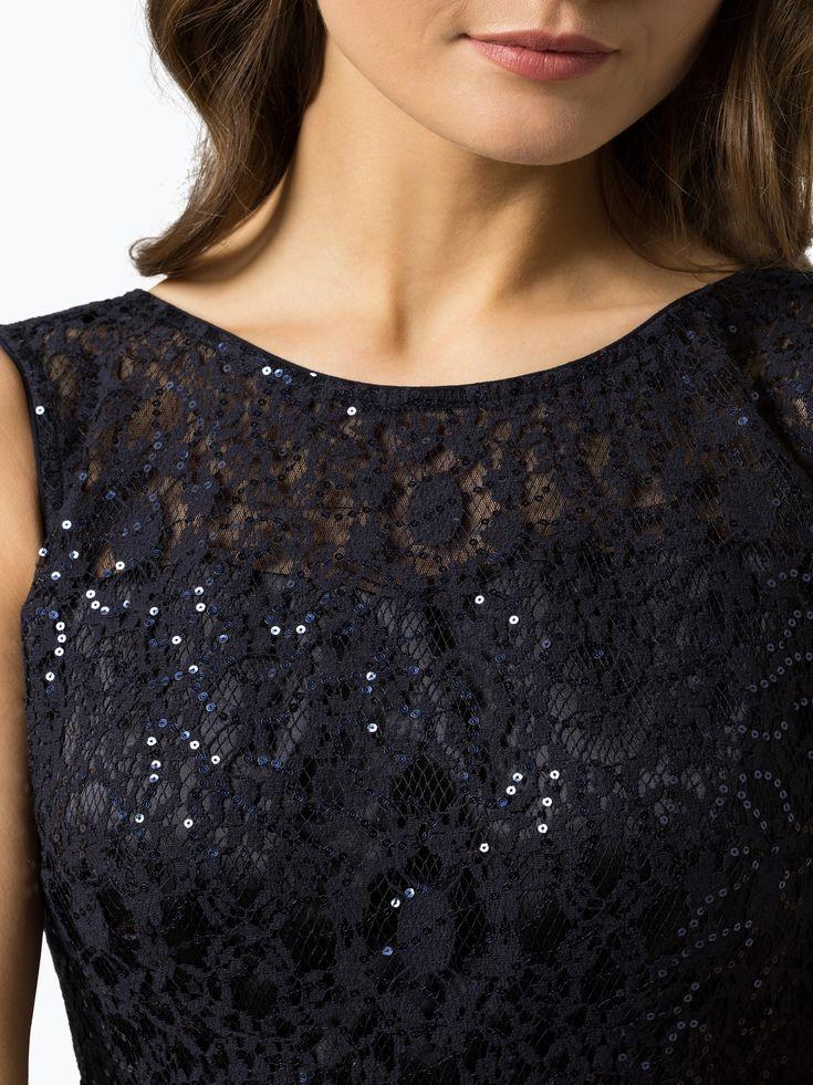 Marie Lund Abendkleid Damen, Marine, Größe 38 – Products